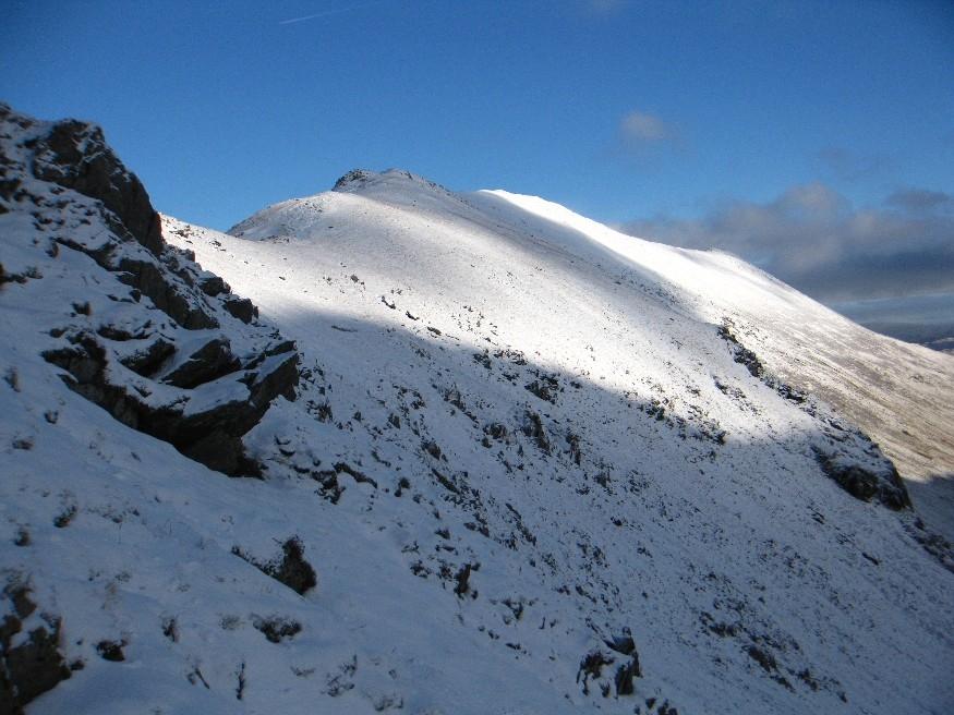 St. Sunday Crag ridge