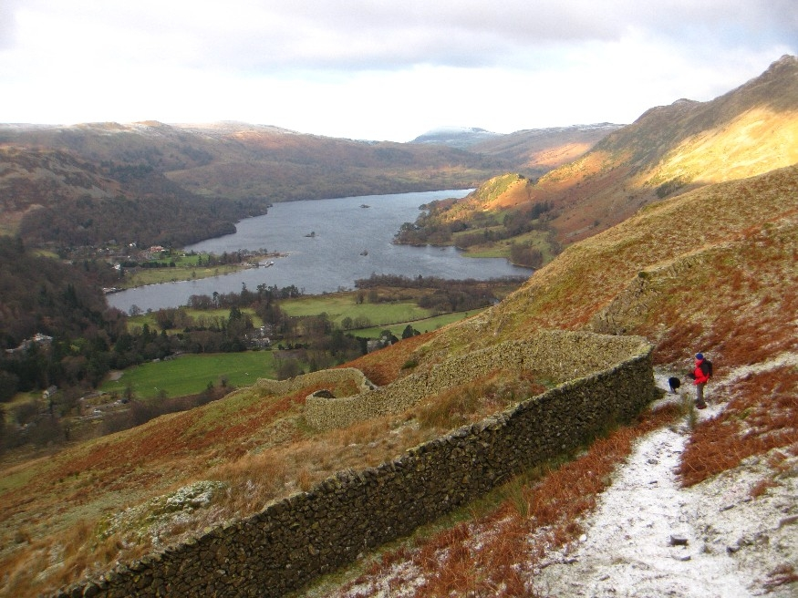 Back to Patterdale