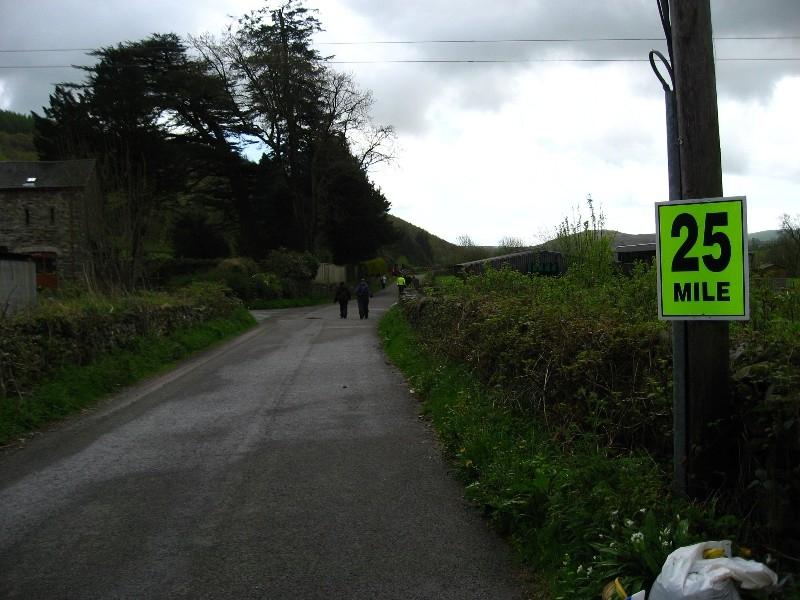 12Furthest I've walked!
